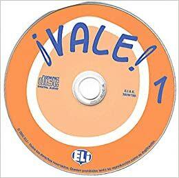 Vale! 1 Audio CD - Kolektiv