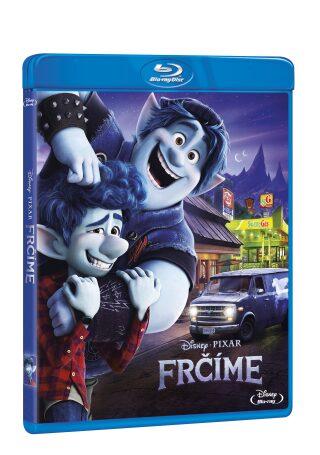 Frčíme - Blu-ray