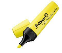 Zvýrazňovač Pelikan new žlutý