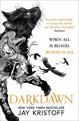 Darkdawn: Nevernight Chronicle 3 - Jay Kristoff