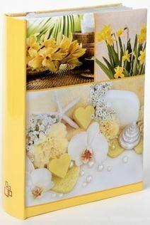 Fotoalbum 200 10x15 ALOE žluté
