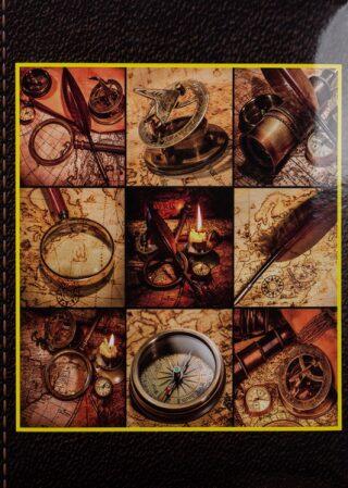 Fotoalbum 200 10x15 Moderat žluté