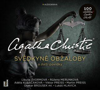 Svědkyně obžaloby a další povídky - Agatha Christie