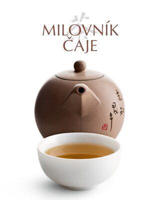 Milovník čaje - kolektiv autorů,