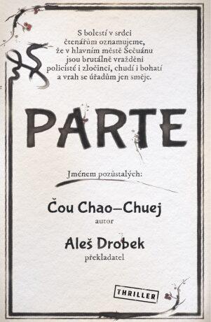 Parte - Chao-chuej Čou