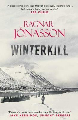 Winterkill - Ragnar Jónasson
