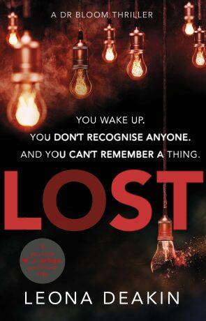Lost - Deakin Leona