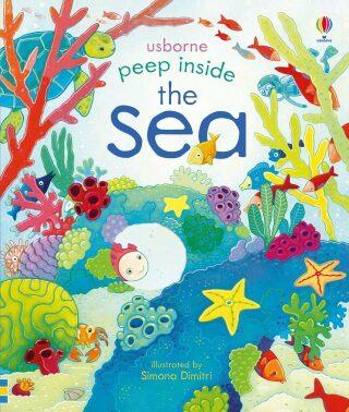 Peep Inside The Sea - Anna Milbourneová