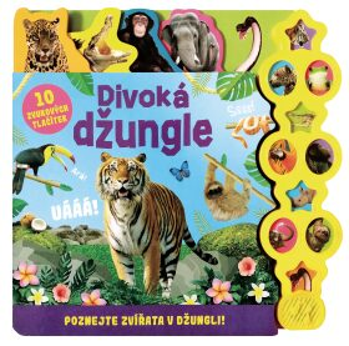 Divoká džungle - kolektiv autorů