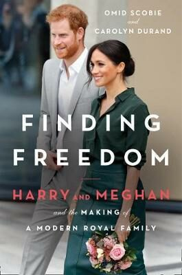 Finding Freedom - Omid Scobie; Carolyn Durand