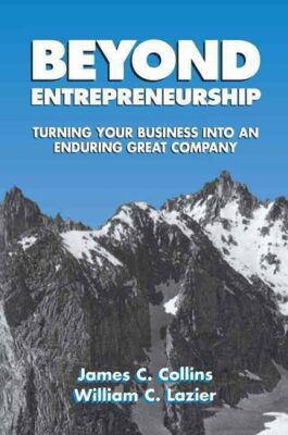 Beyond Entrepreneurship - Collins James