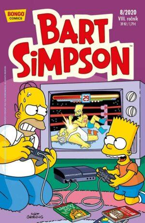 Simpsonovi - Bart Simpson 8/2020 - kolektiv autorů