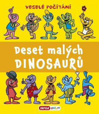 Veselé počítání - Deset malých dinosaurů