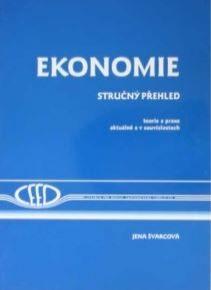 Ekonomie stručný přehled 2020/2021 - Ing. Jena Švarcová