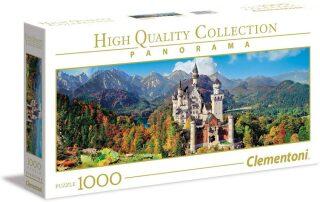 Puzzle Panorama 1000 Neuschwanstein