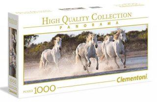 Puzzle Panorama 1000 Koně