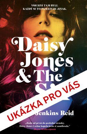 Daisy Jones & The Six (ukázka zdarma) - Taylor Jenkins Reidová