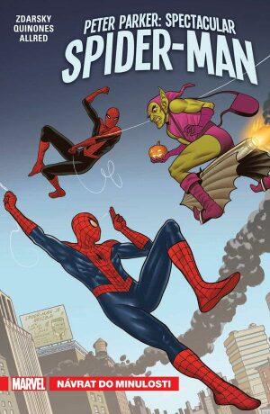 Peter Parker Spectacular Spider-Man 3 - Návrat do minulosti - Chip Zdarsky