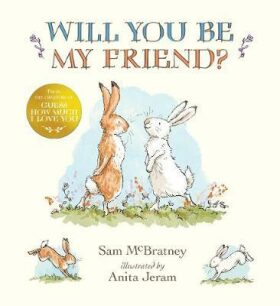 Will You Be My Friend? - Sam McBratney