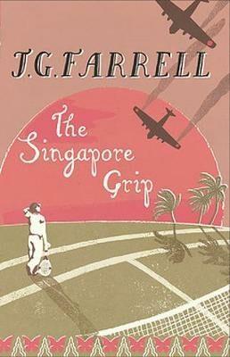 The Singapore Grip - Farrell J.G.