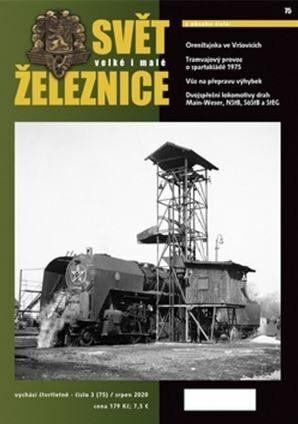 Svět velké i malé železnice 75 - (2020/3) - kolektiv autorů