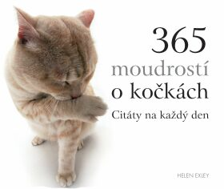 365 moudrostí o kočkách - Helen Exley