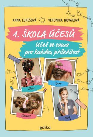 1. škola účesů - Anna Lukešová