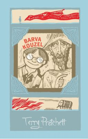 Barva kouzel - limitovaná sběratelská edice - Terry Pratchett