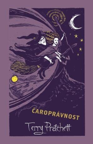 Čaroprávnost - limitovaná sběratelská edice - Terry Pratchett