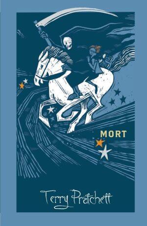 Mort - limitovaná sběratelská edice - Terry Pratchett
