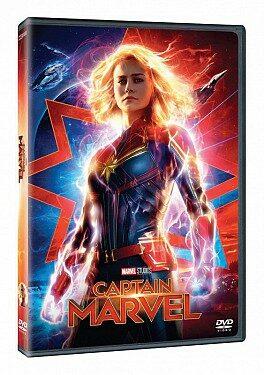 Captain Marvel DVD - Edice Marvel 10 let - DVD