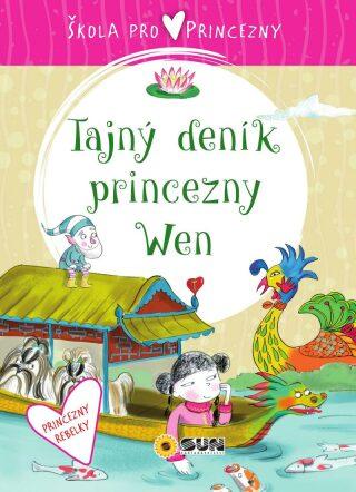 Škola pro princezny-Tajný deník princezny Wen