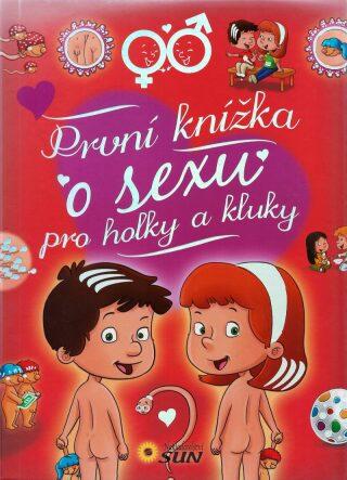 První knížka o sexu pro holky a kluky