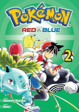 Pokémon: Red a Blue 2 - Kusaka Hidenori