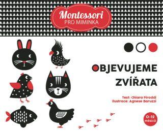 Montessori Box: Objevujeme zvířata - Agnese Baruzziová, Chiara Piroddiová
