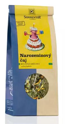 Narozeninový čaj bio (bylinný, sypaný, 50g)