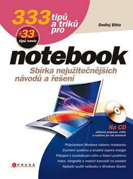 333 tipů a triků pro notebook - Ondřej Bitto