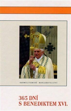 365 dní s Benediktem XVI. - Benedikt XVI.