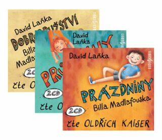 3x Bill Madlafousek (komplet) - David Laňka, Oldřich Kaiser