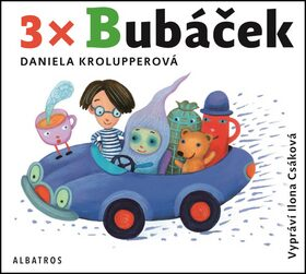 3x Bubáček - Daniela Krolupperová