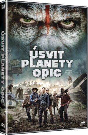 Úsvit planety opic - neuveden