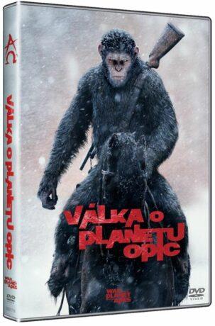 Válka o planetu opic - neuveden
