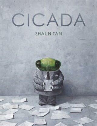 Cicada - Shaun Tan