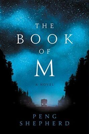 The Book of M: A Novel (defektní) - Peng Shepherd