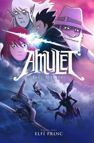 Amulet 5 - Kazu Kibuishi