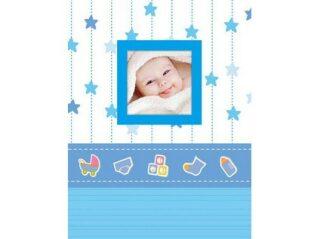 Fotoalbum 200 10x15 LINK modré