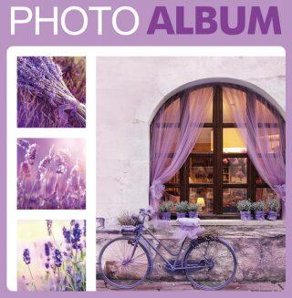 Fotoalbum 500 10x15 TERRACOTTA