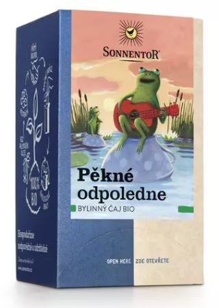 Pěkné odpoledne bio (čaj, bylinný, porcovaný, 27g)