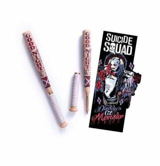 Pero a záložka DC - Harley Quinn Baseball bat
