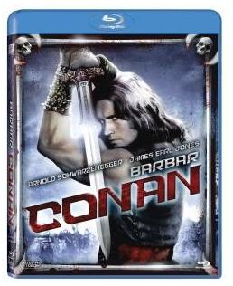 Barbar Conan - BLU-RAY